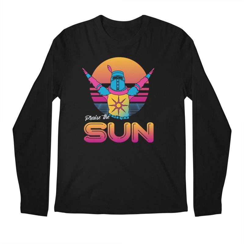Praise the sun Men's Longsleeve T-Shirt by marpeach's Artist Shop