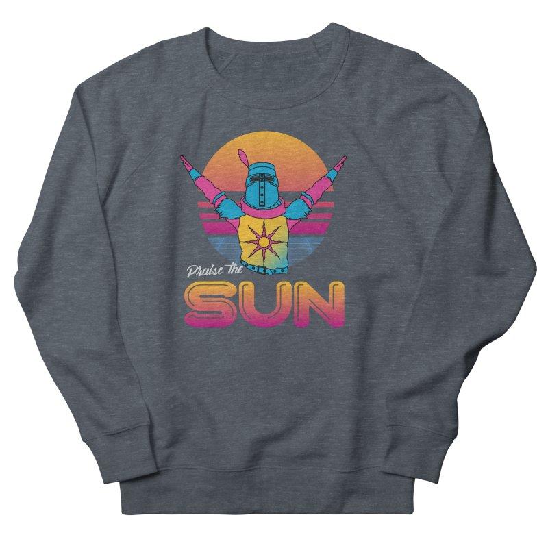 Praise the sun Men's Sweatshirt by marpeach's Artist Shop