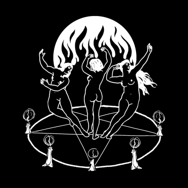 The VVitch Men's T-Shirt by marpeach's Artist Shop