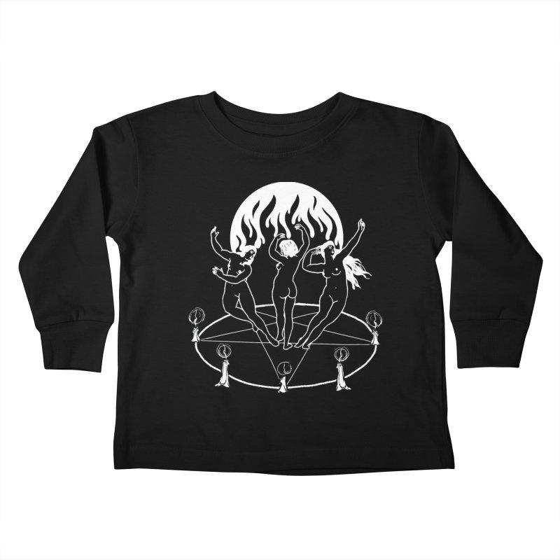 Ring Kids Toddler Longsleeve T-Shirt by marpeach's Artist Shop