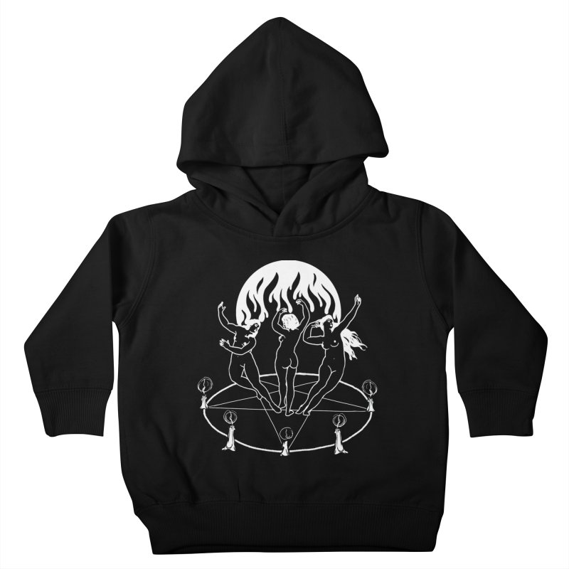 Ring Kids Toddler Pullover Hoody by marpeach's Artist Shop