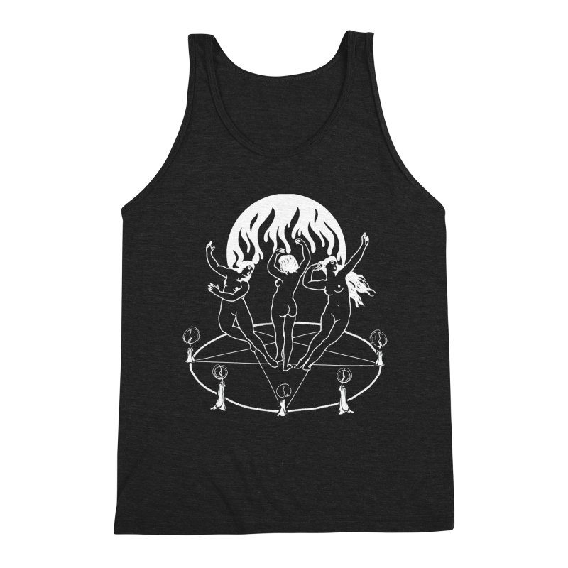 Ring Men's Triblend Tank by marpeach's Artist Shop