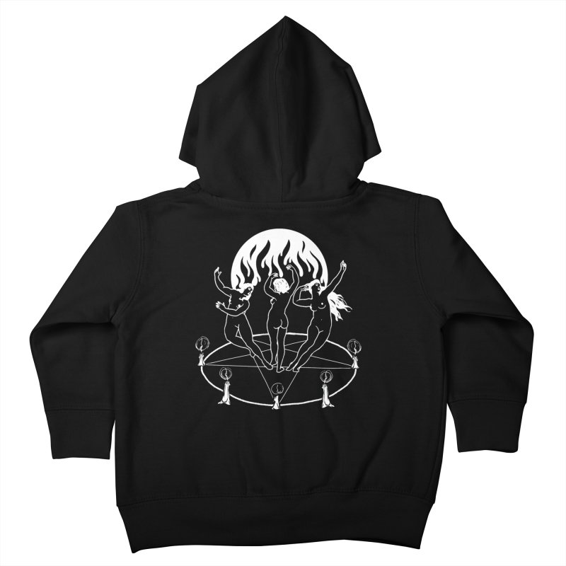 The VVitch Kids Toddler Zip-Up Hoody by marpeach's Artist Shop