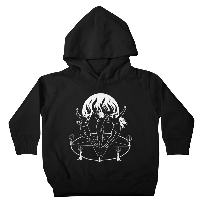 The VVitch Kids Toddler Pullover Hoody by marpeach's Artist Shop