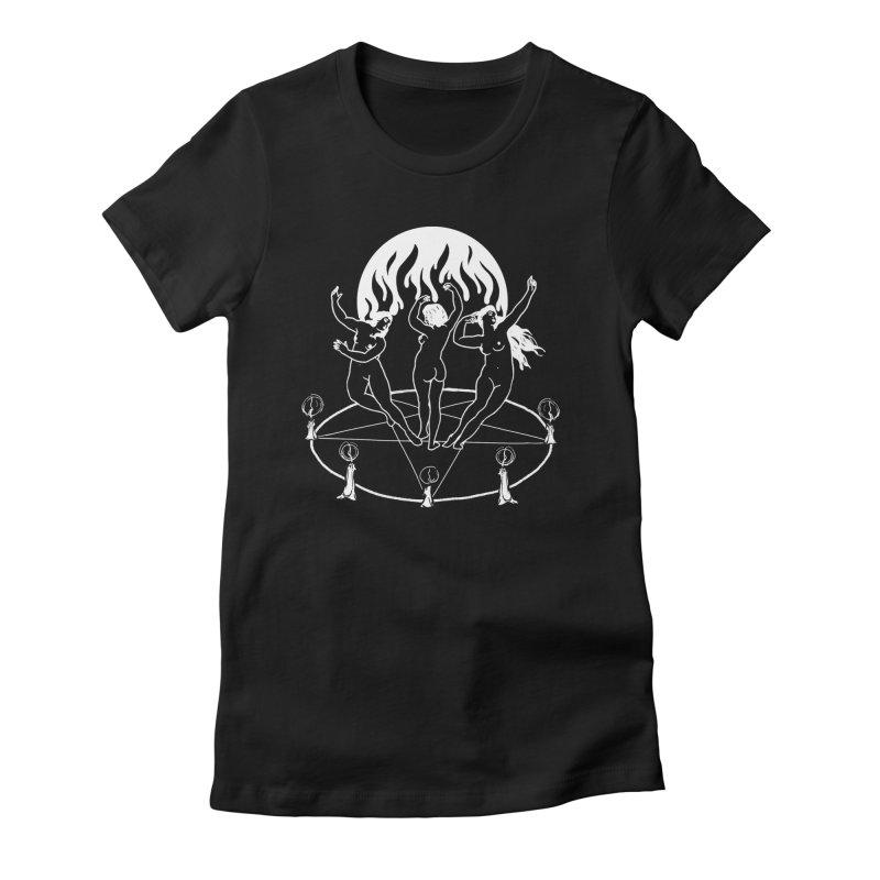 The VVitch Women's T-Shirt by marpeach's Artist Shop
