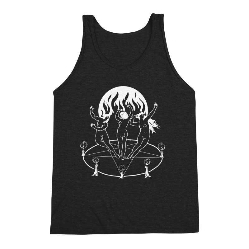The VVitch Men's Triblend Tank by marpeach's Artist Shop