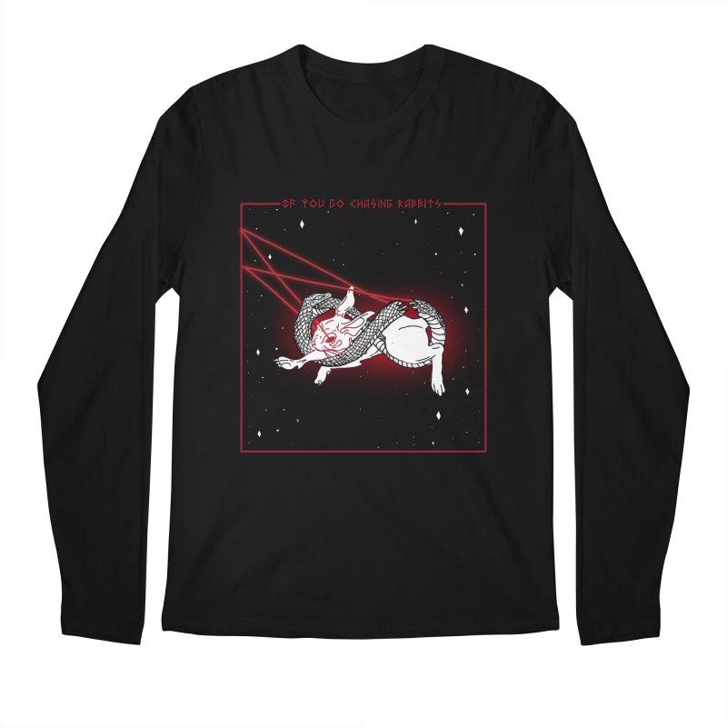 Bait Men's Regular Longsleeve T-Shirt by marpeach's Artist Shop