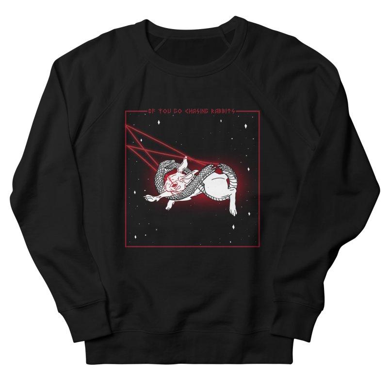 Bait Men's French Terry Sweatshirt by marpeach's Artist Shop