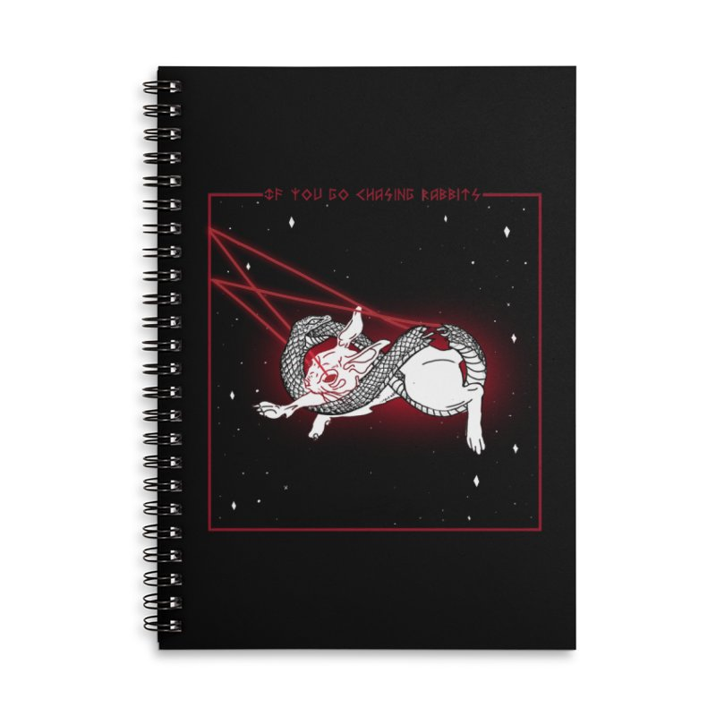 Bait Accessories Notebook by marpeach's Artist Shop