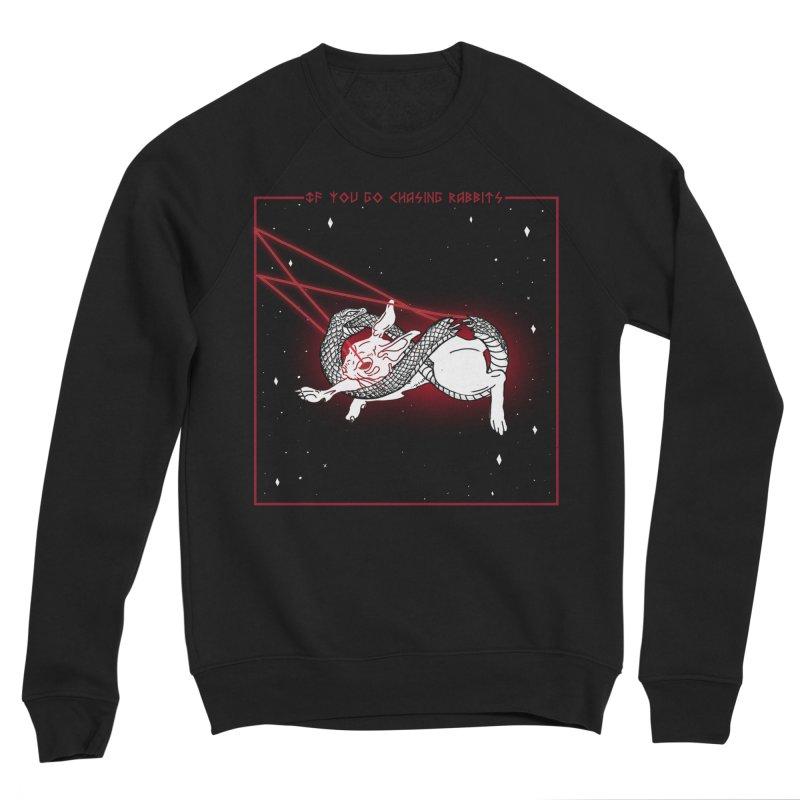 Bait Men's Sweatshirt by marpeach's Artist Shop