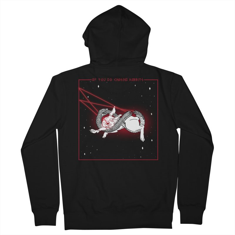 Bait Women's Zip-Up Hoody by marpeach's Artist Shop