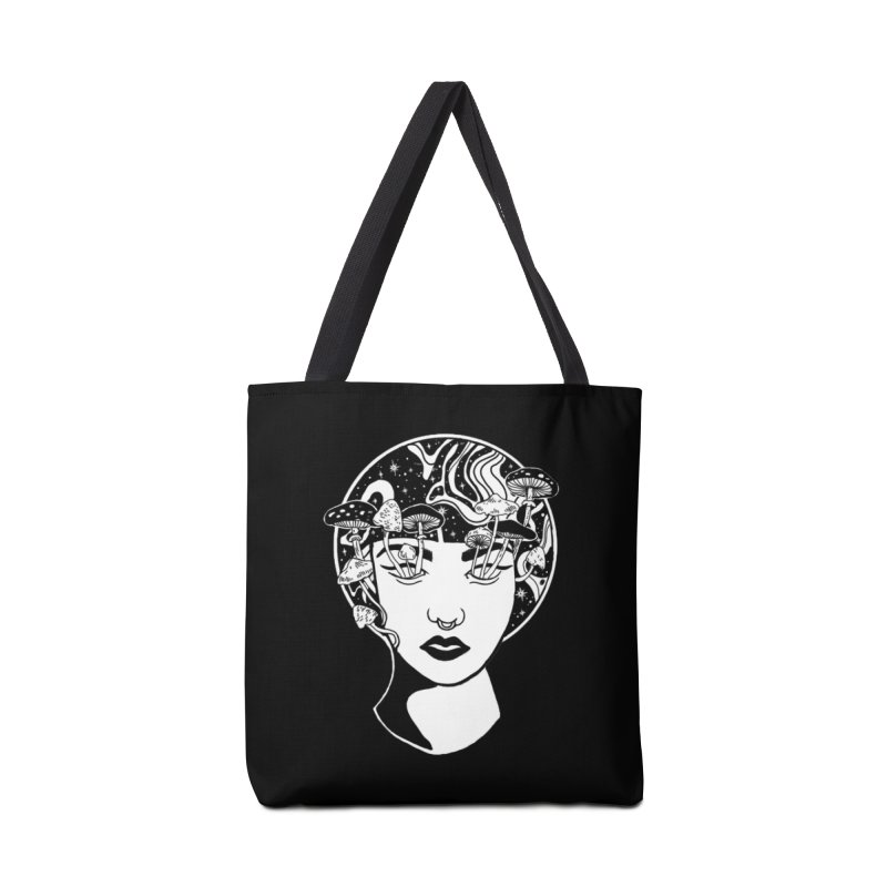 Mindless Accessories Tote Bag Bag by marpeach's Artist Shop