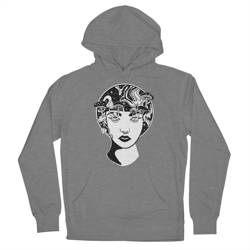 Mindless Men's French Terry Pullover Hoody by marpeach's Artist Shop