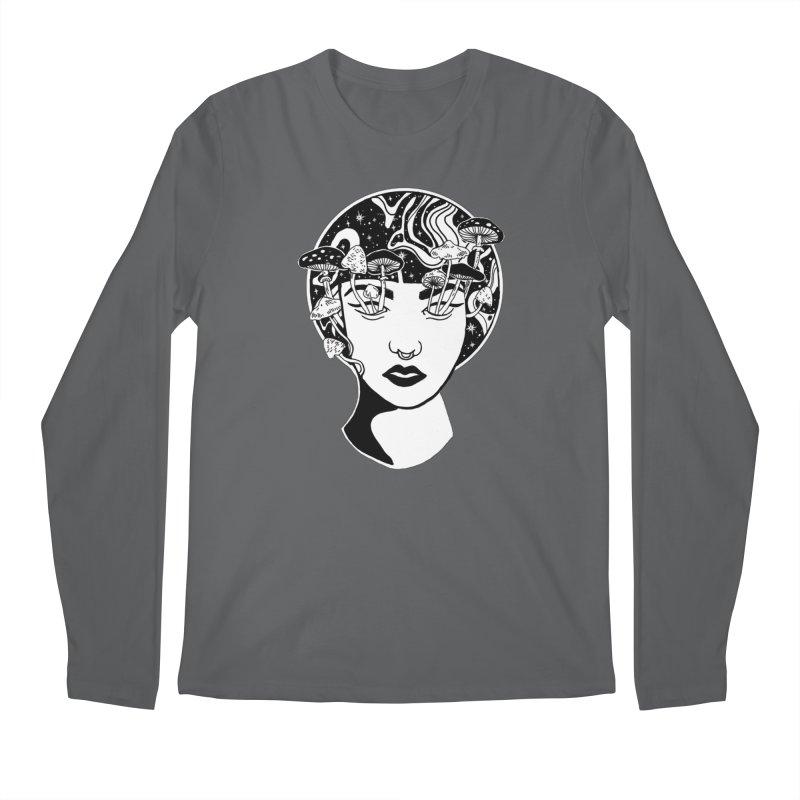 Mindless Men's Longsleeve T-Shirt by marpeach's Artist Shop