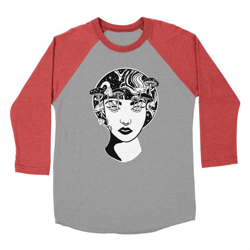 Mindless Women's Baseball Triblend Longsleeve T-Shirt by marpeach's Artist Shop