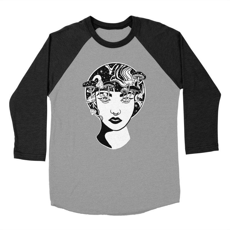 Mindless Men's Baseball Triblend Longsleeve T-Shirt by marpeach's Artist Shop