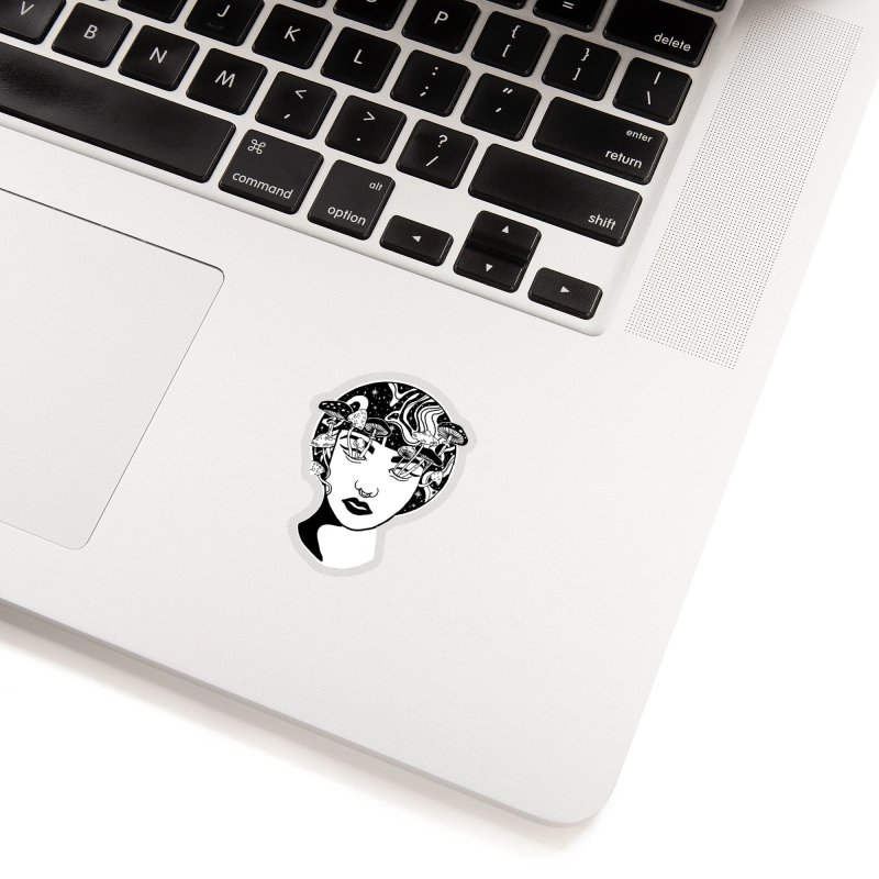 Mindless Accessories Sticker by marpeach's Artist Shop