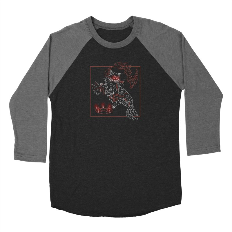Nekomata (猫又) Men's Longsleeve T-Shirt by marpeach's Artist Shop
