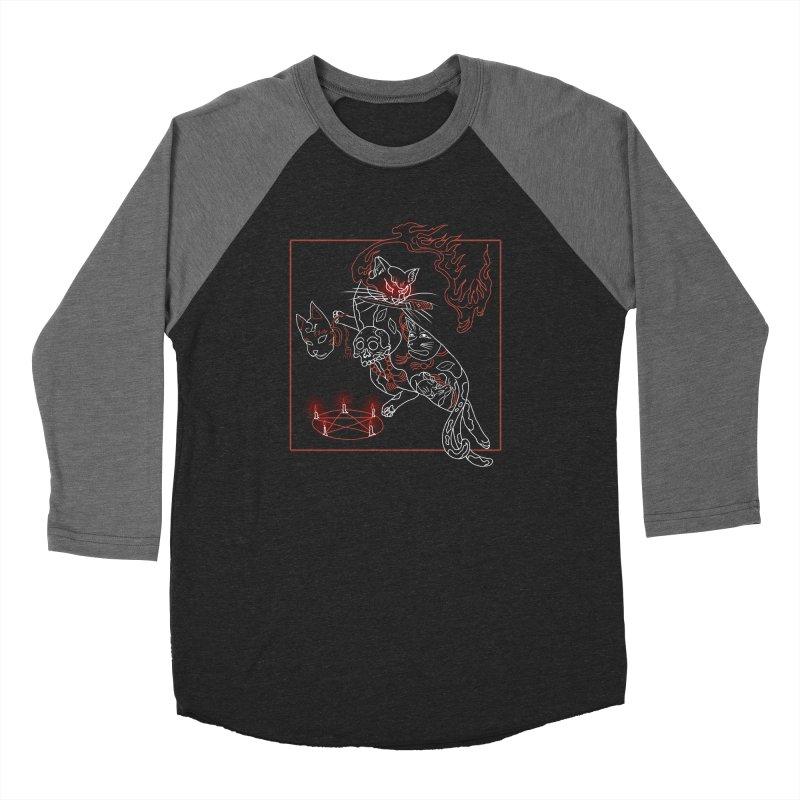 Nekomata (猫又) Men's Longsleeve T-Shirt by marpeach's Artist Shop
