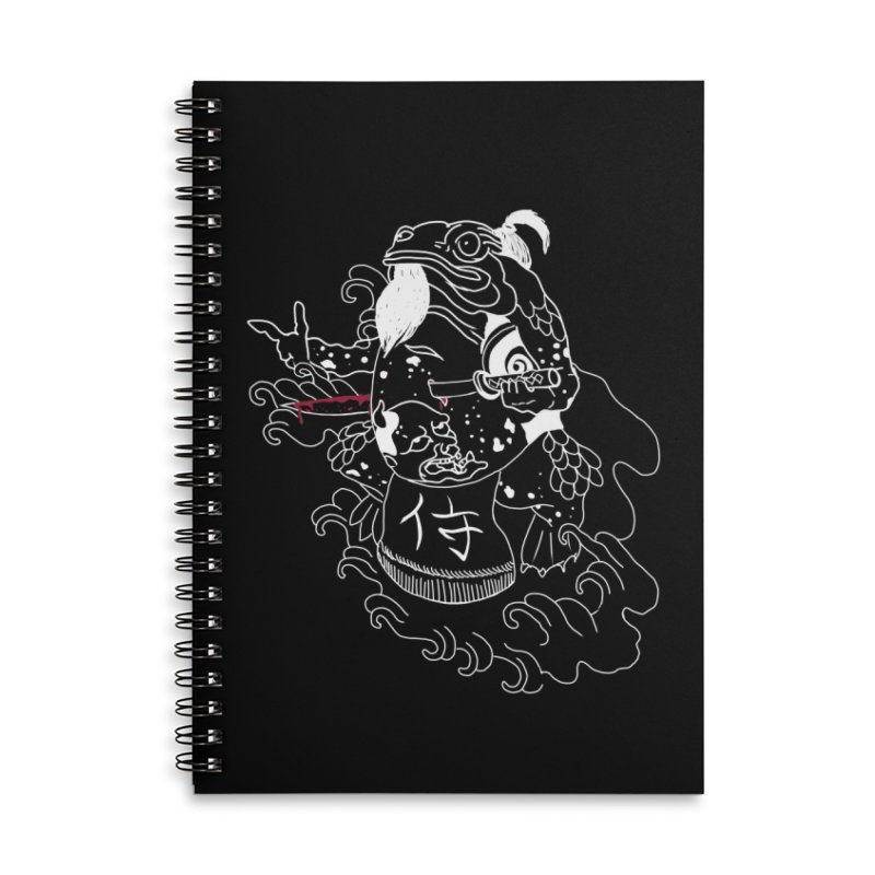Toad 腹霧 Accessories Notebook by marpeach's Artist Shop