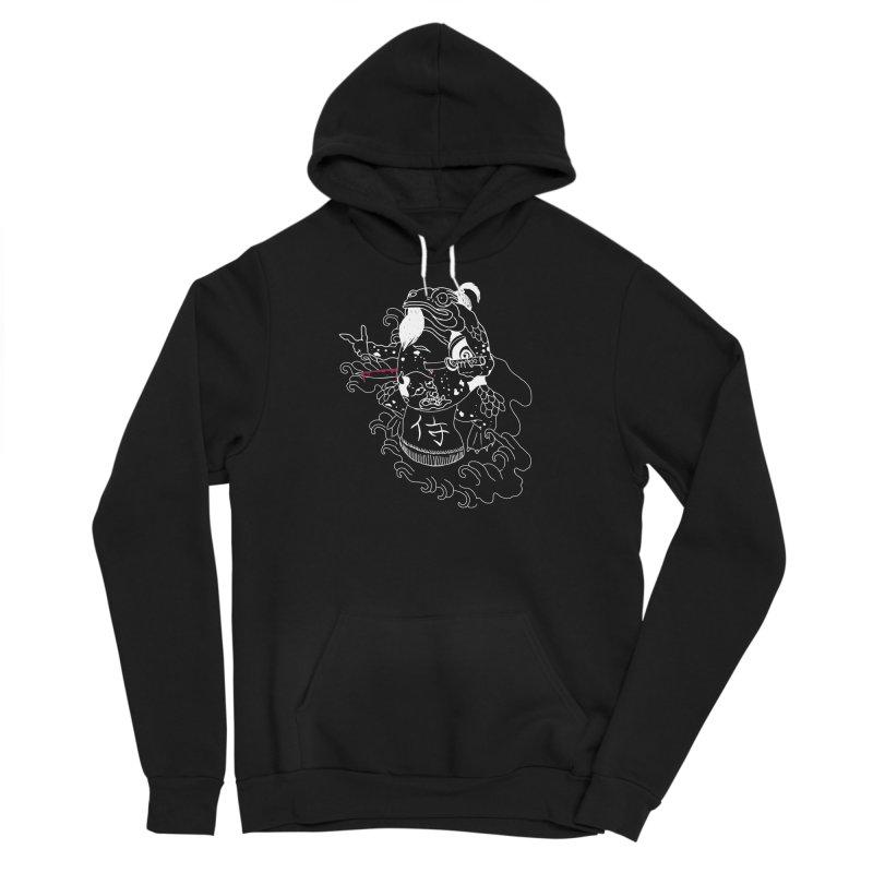 Toad 腹霧 Men's Pullover Hoody by marpeach's Artist Shop
