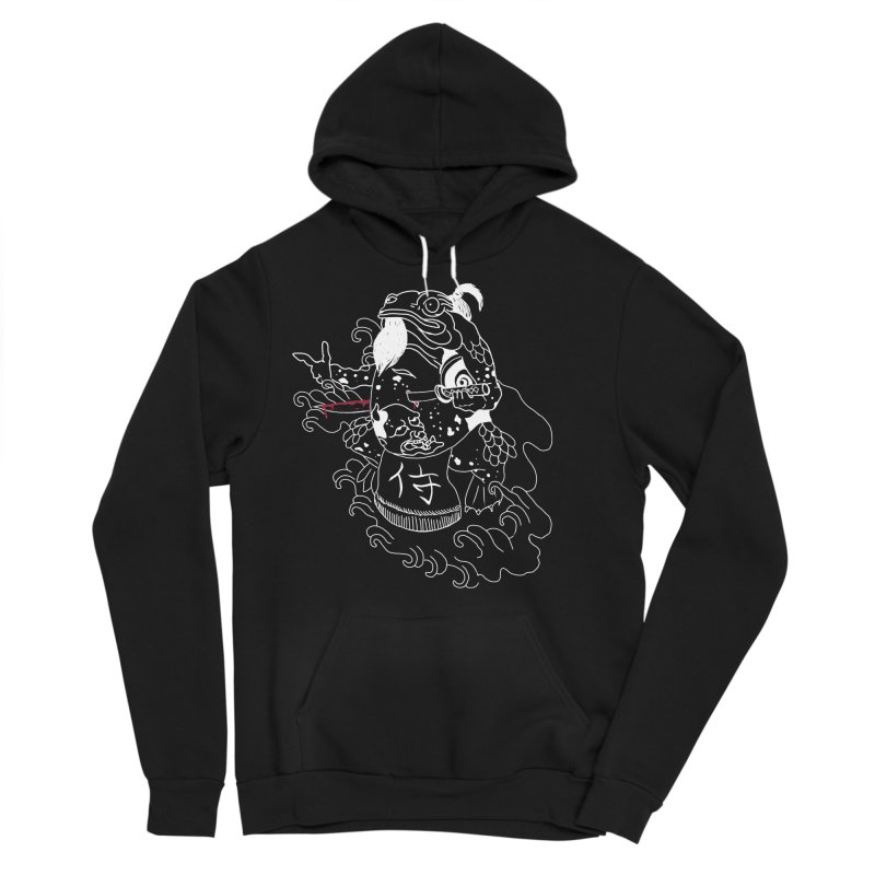 Toad 腹霧 Men's Sponge Fleece Pullover Hoody by marpeach's Artist Shop
