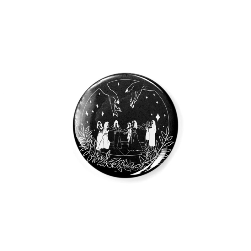Coven Accessories Button by marpeach's Artist Shop