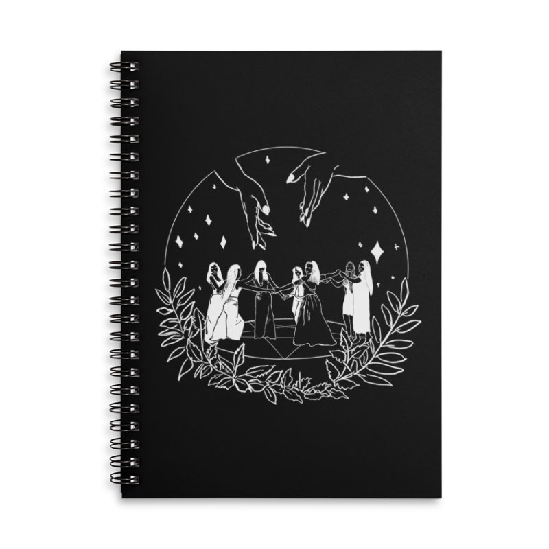Coven Accessories Notebook by marpeach's Artist Shop