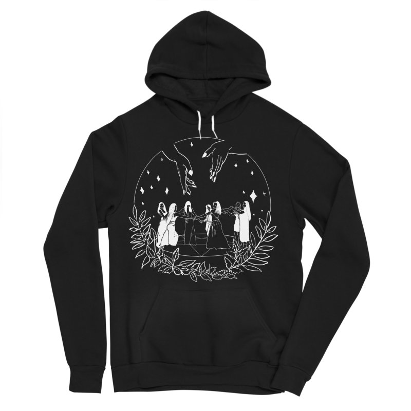 Coven Men's Sponge Fleece Pullover Hoody by marpeach's Artist Shop