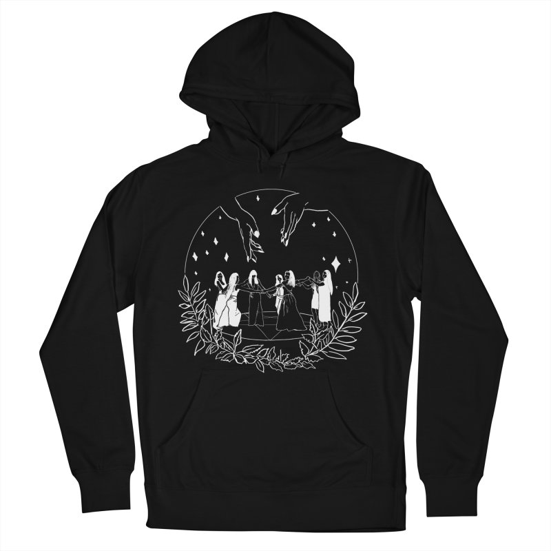 Coven Men's French Terry Pullover Hoody by marpeach's Artist Shop