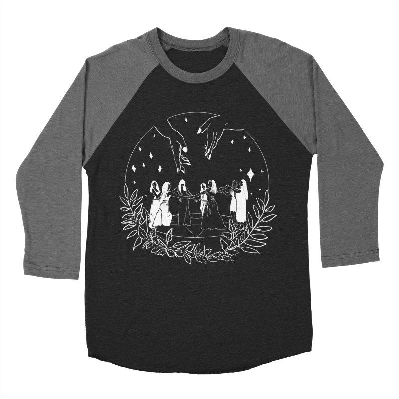 Coven Men's Baseball Triblend Longsleeve T-Shirt by marpeach's Artist Shop