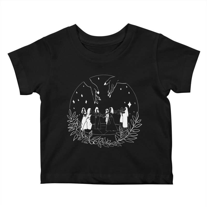 Coven Kids Baby T-Shirt by marpeach's Artist Shop