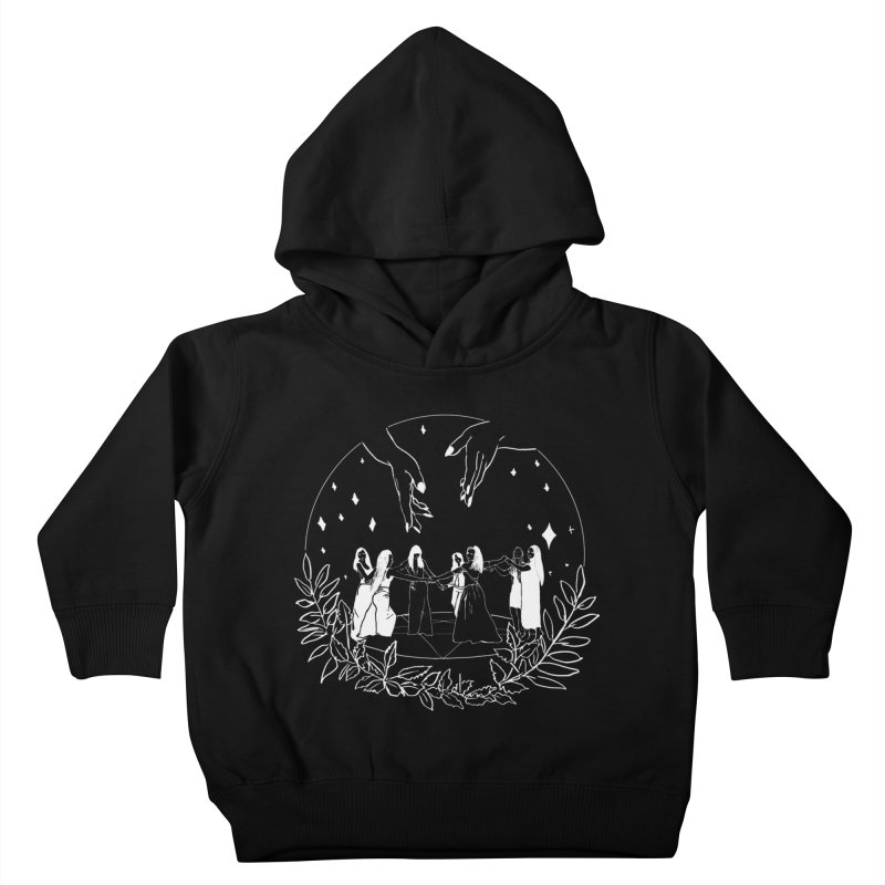 Coven Kids Toddler Pullover Hoody by marpeach's Artist Shop