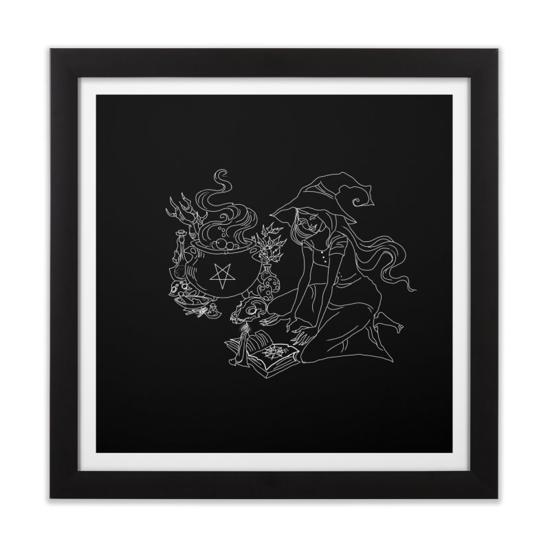 I put a spell on you Home Framed Fine Art Print by marpeach's Artist Shop