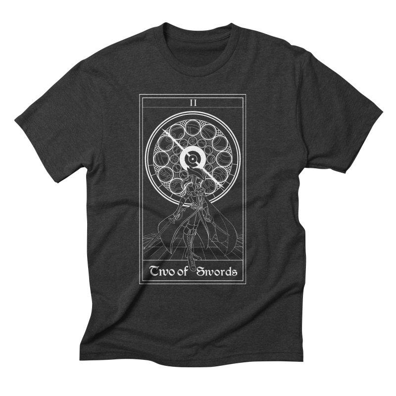 Two of Swords Men's T-Shirt by marpeach's Artist Shop