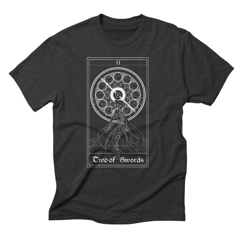 Two of Swords Men's T-Shirt by marpeach's Artist Shop
