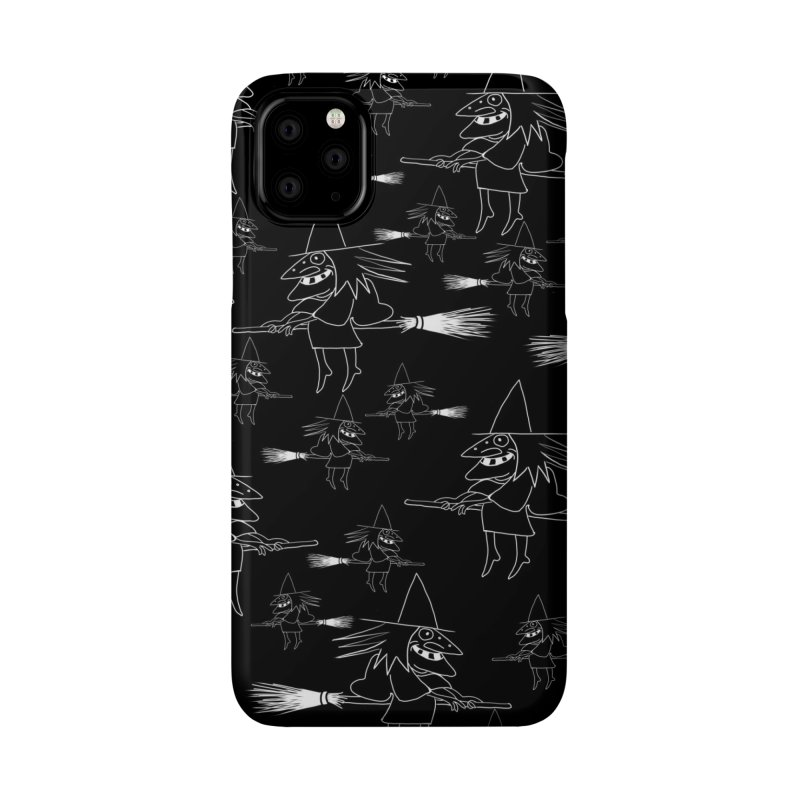 Broomsticks traffic Accessories Phone Case by marpeach's Artist Shop