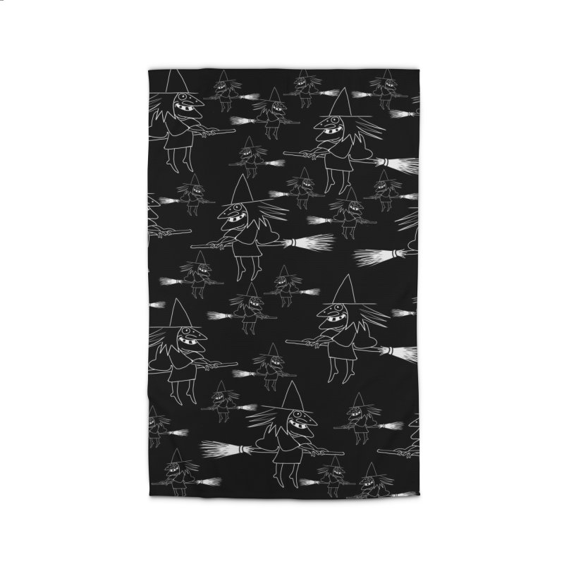 Broomsticks traffic Home Rug by marpeach's Artist Shop