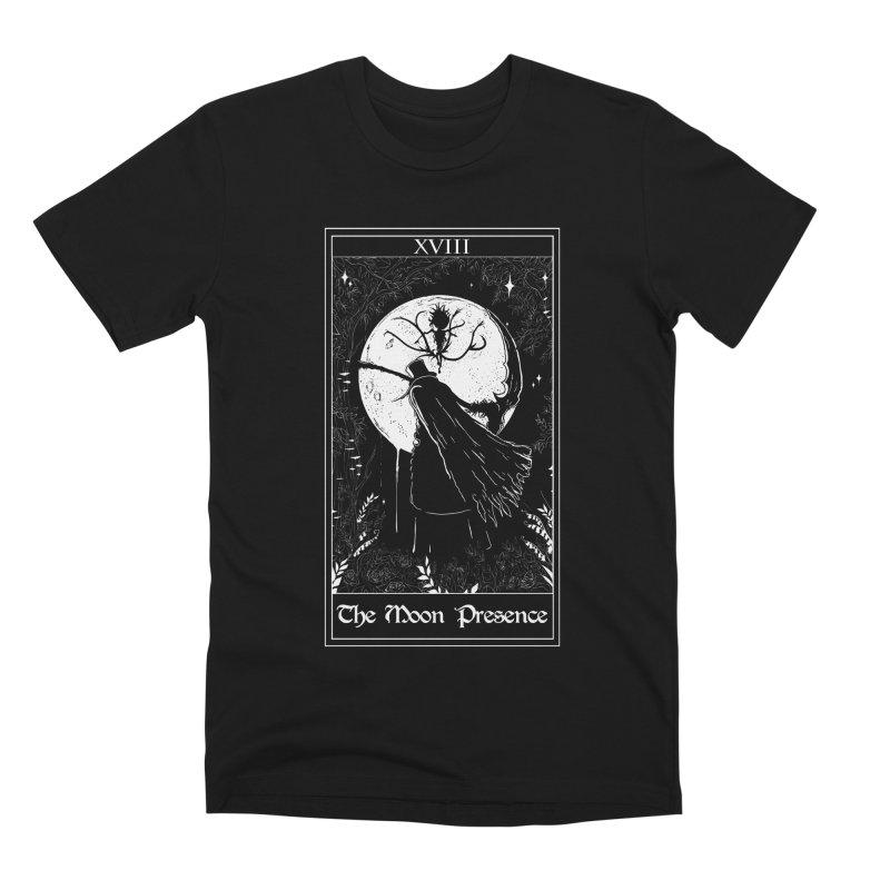 The Moon Presence Men's Premium T-Shirt by marpeach's Artist Shop