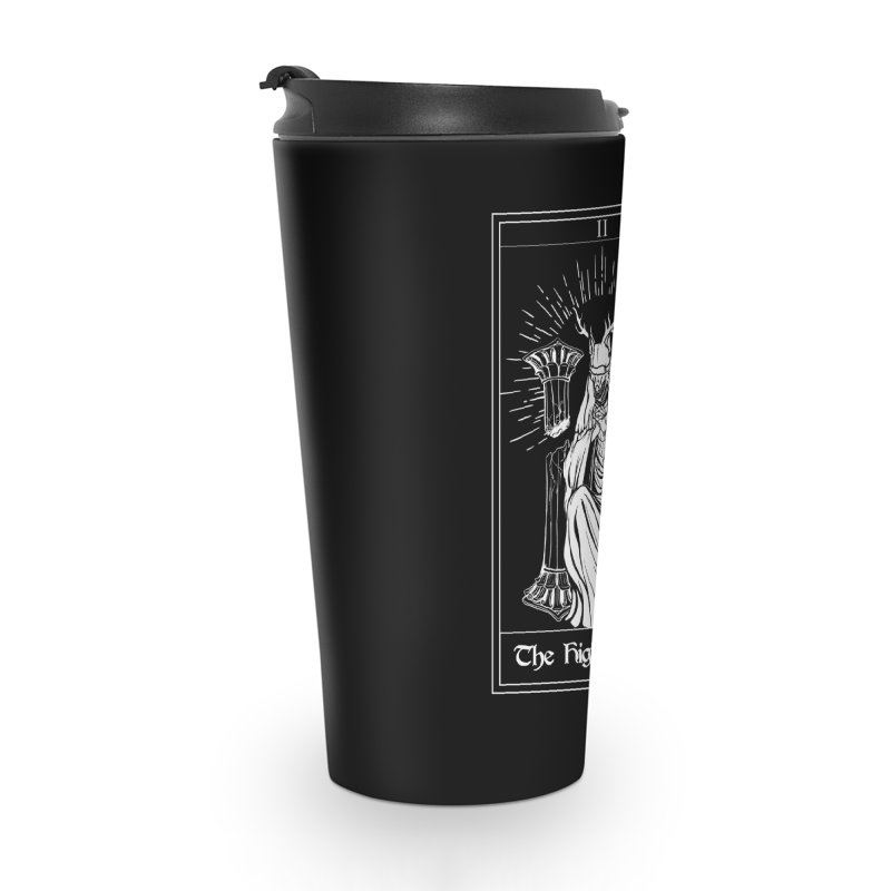 Vicar Amelia Accessories Travel Mug by marpeach's Artist Shop