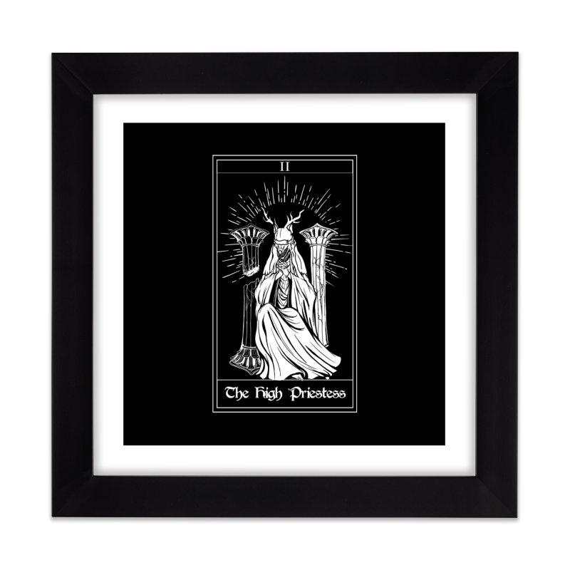 Vicar Amelia Home Framed Fine Art Print by marpeach's Artist Shop