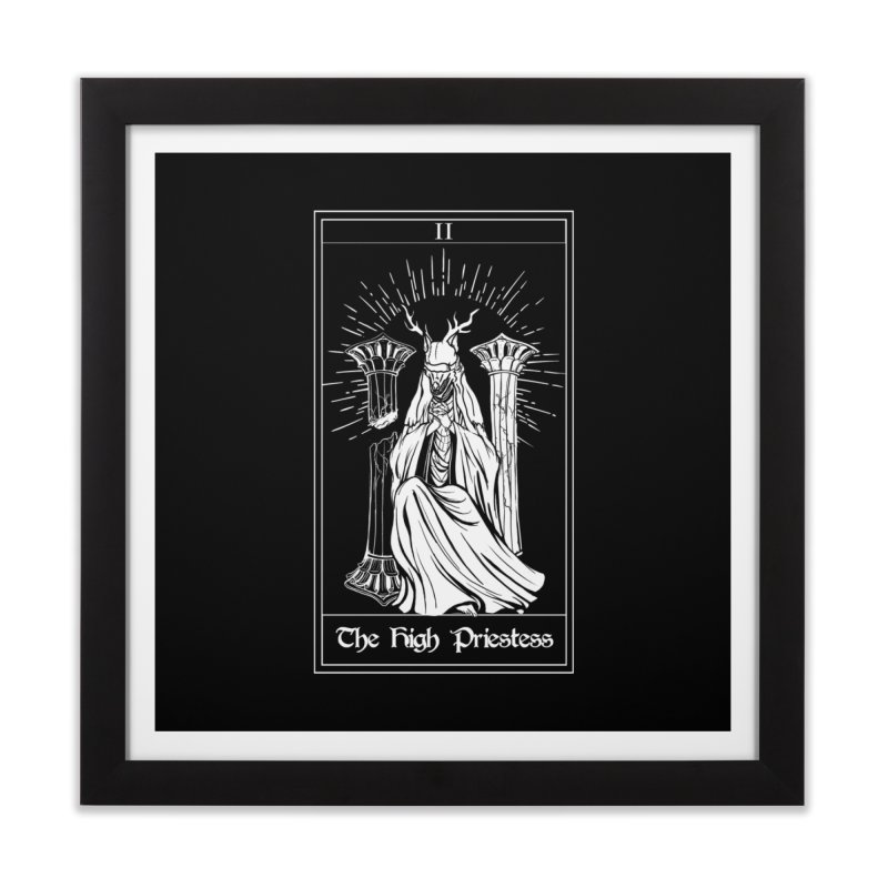 Vicar Amelia Home Framed Fine Art Print by marpeach's Artist Shop