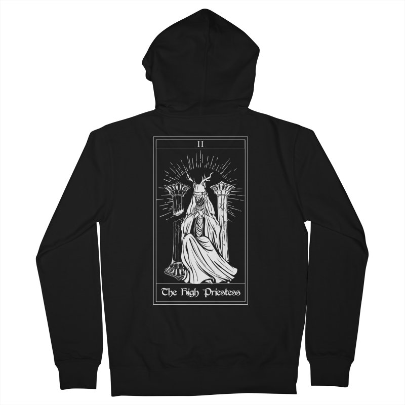 Vicar Amelia Men's French Terry Zip-Up Hoody by marpeach's Artist Shop