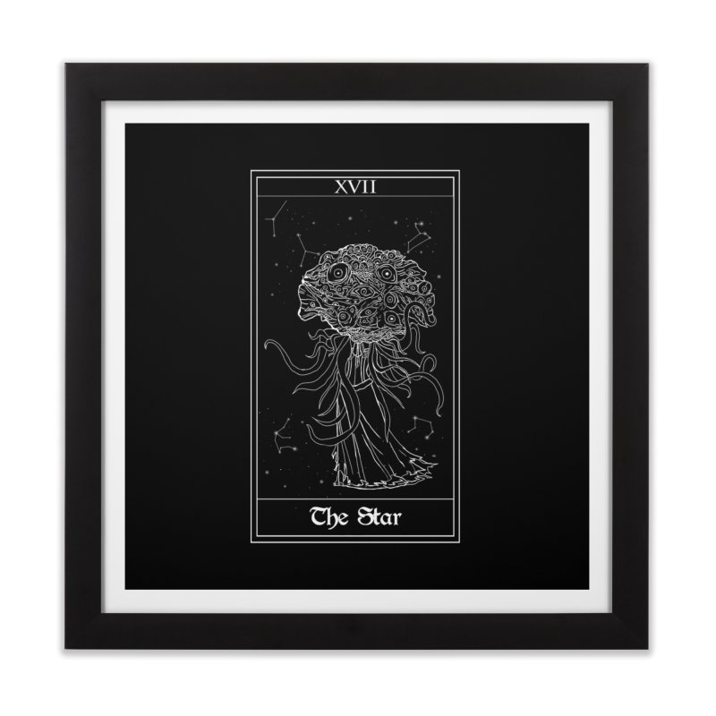 The Winter Lantern Home Framed Fine Art Print by marpeach's Artist Shop