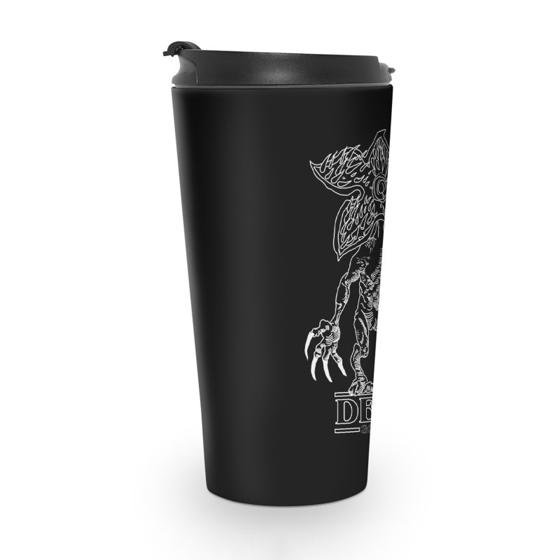 Demogorgon Accessories Travel Mug by marpeach's Artist Shop