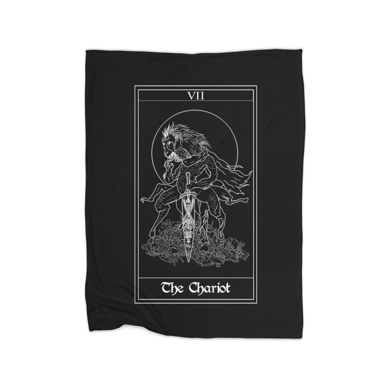 Ludwig The Accursed Home Fleece Blanket Blanket by marpeach's Artist Shop