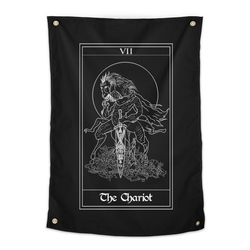 Ludwig The Accursed Home Tapestry by marpeach's Artist Shop
