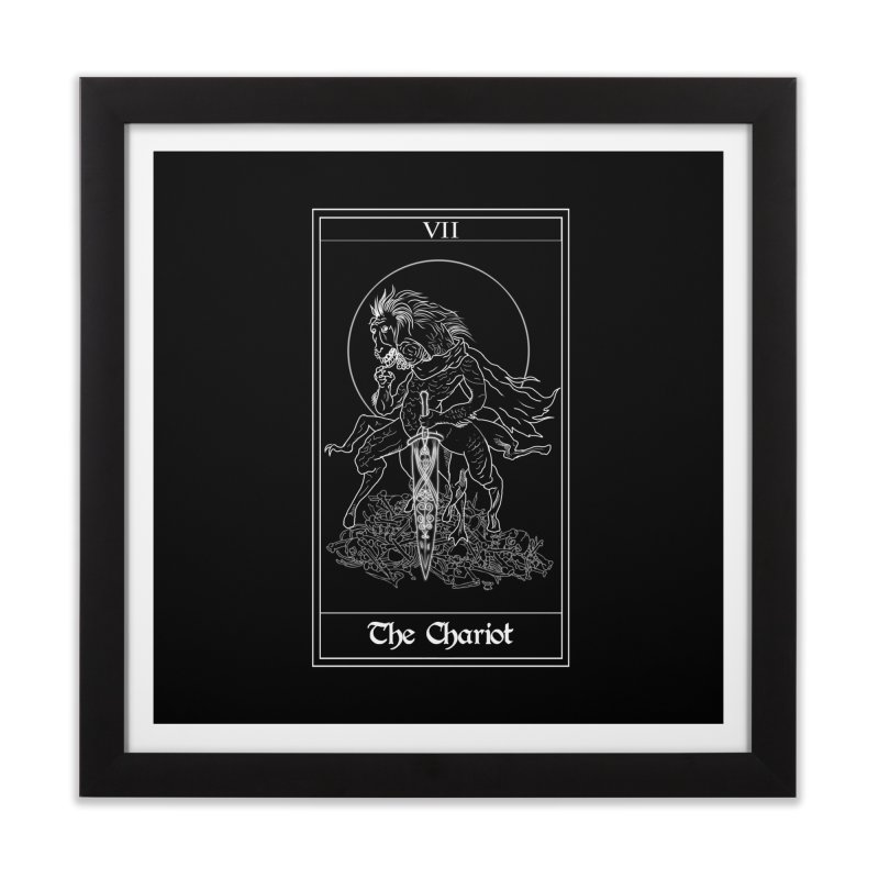 Ludwig The Accursed Home Framed Fine Art Print by marpeach's Artist Shop