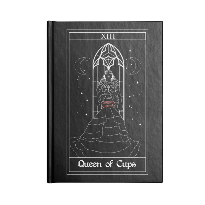 Yharnam, Pthumerian Queen Accessories Blank Journal Notebook by marpeach's Artist Shop