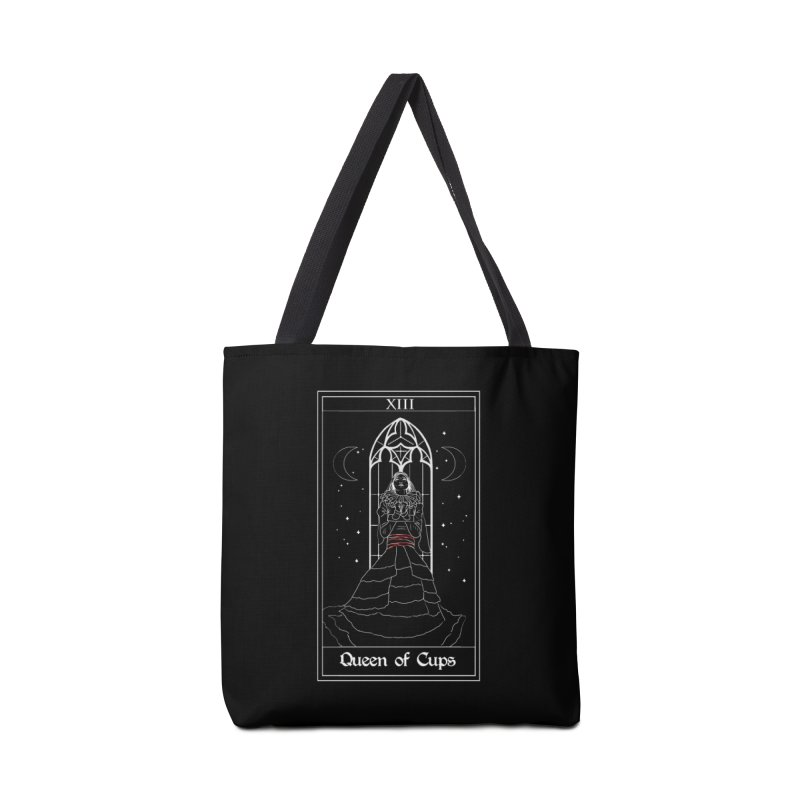 Yharnam, Pthumerian Queen Accessories Tote Bag Bag by marpeach's Artist Shop